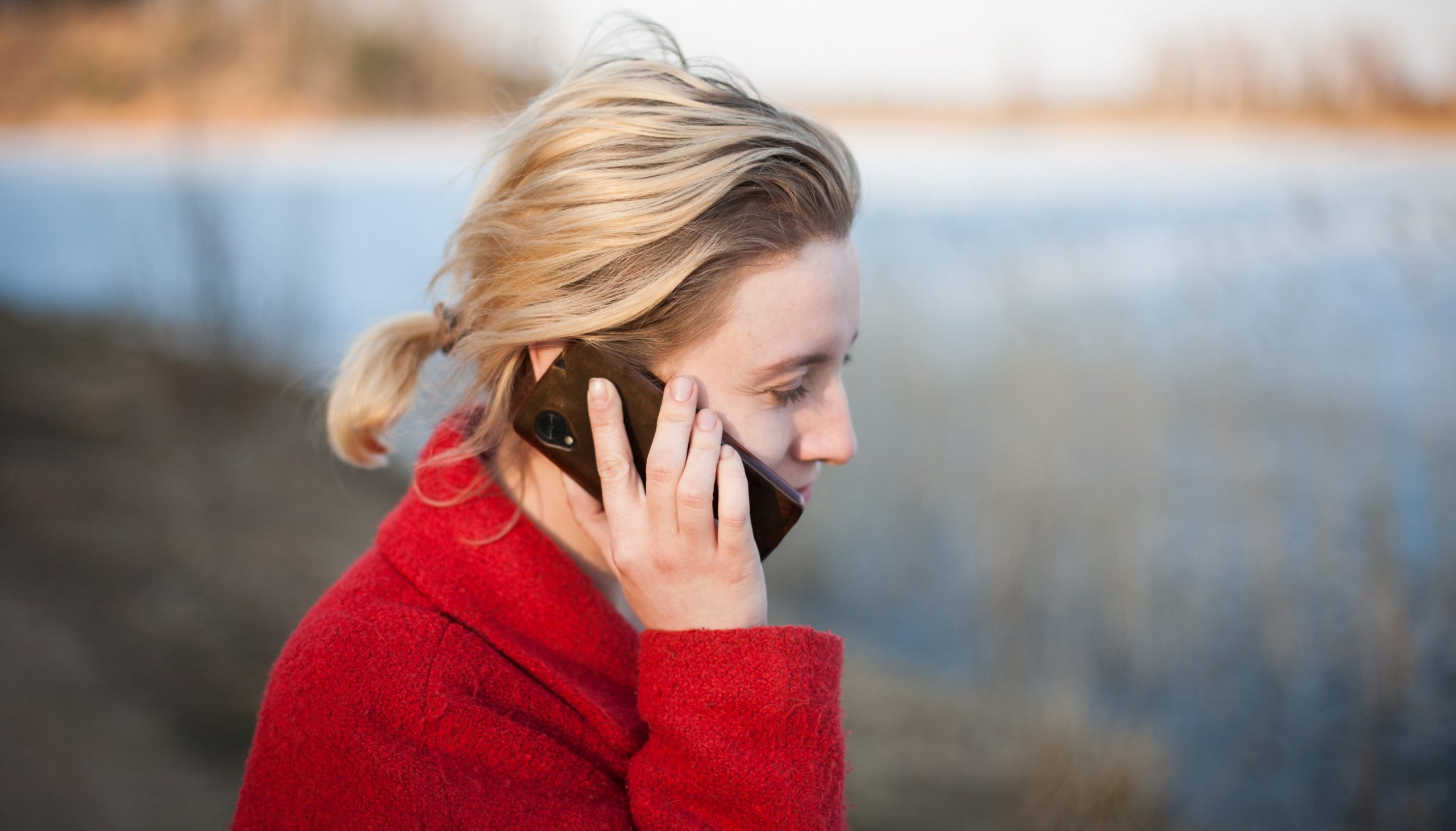 """""""When I found this number, it was a huge relief. It made all the difference knowing I could get the right advice for what I was going through by someone who understands."""""""