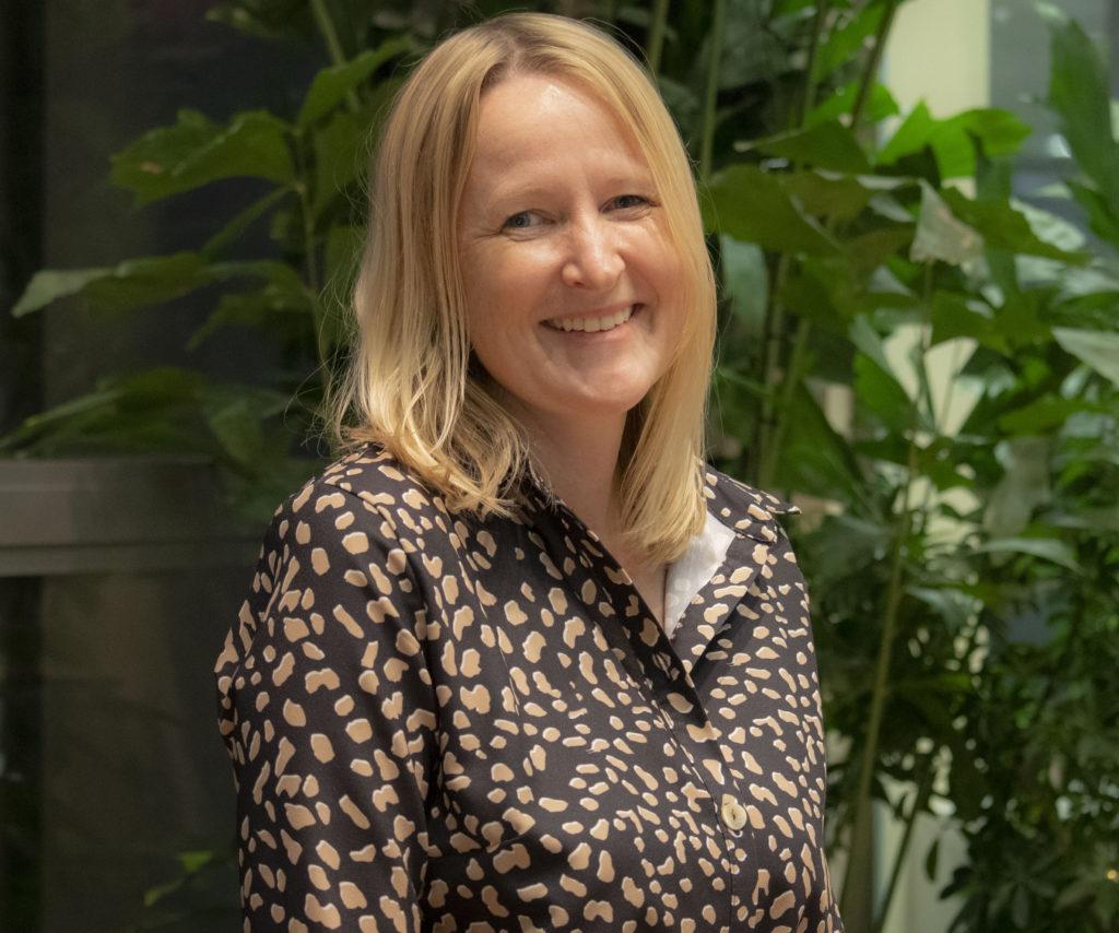 Nicola Sharp-Jeffs CEO of Surviving Economic Abuse